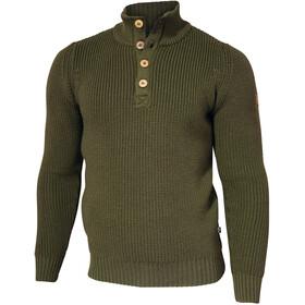 Ivanhoe of Sweden GOTS Oak Sweat-shirt de survêtement Homme, forest green
